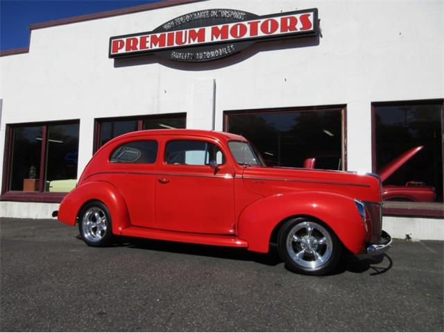 1940 Ford Deluxe | 907337