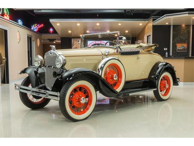 1930 Ford Model A | 907340