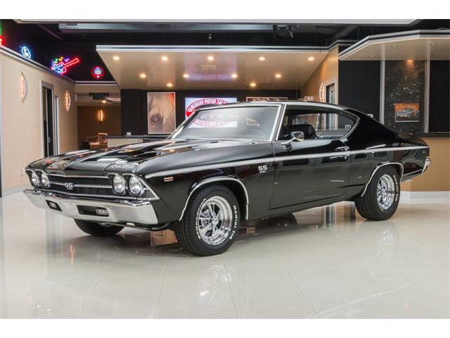 1969 Chevrolet Chevelle SS | 907346