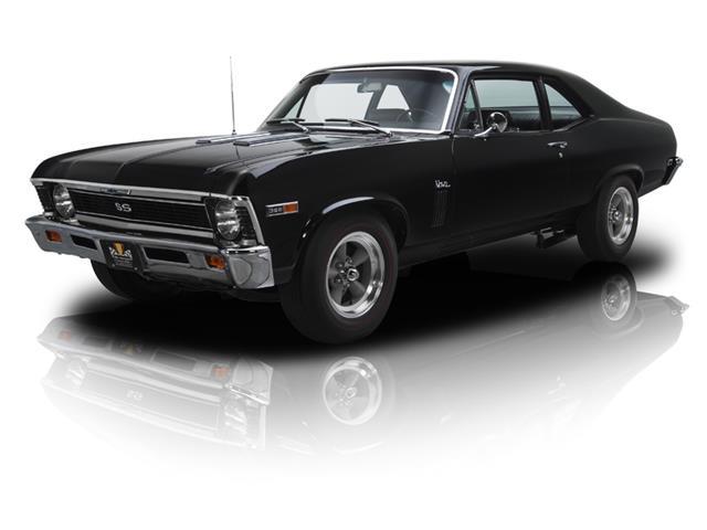 1969 Chevrolet Nova SS | 907347