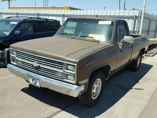 1984 Chevrolet Pickup 454 V8 | 900735