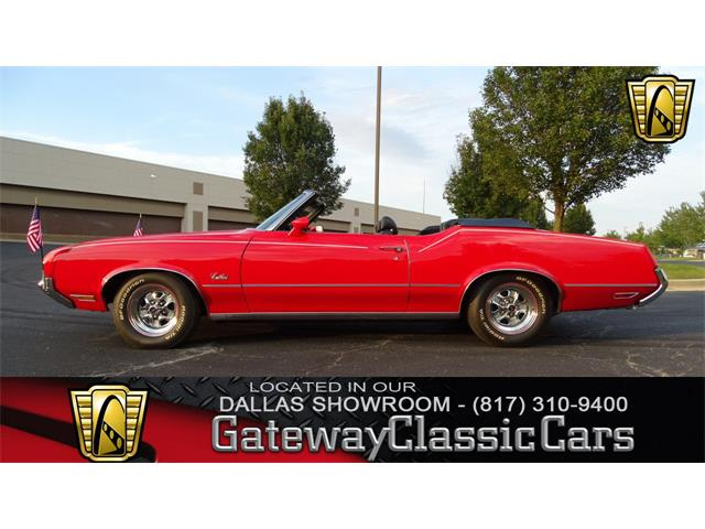 1972 Oldsmobile Cutlass | 907357
