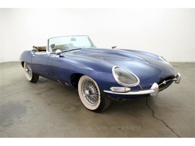 1962 Jaguar XKE | 907360