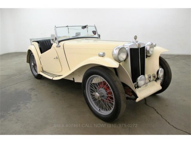 1949 MG TC | 907363