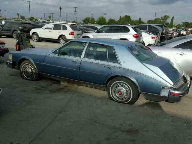 1985 Cadillac Seville | 900737