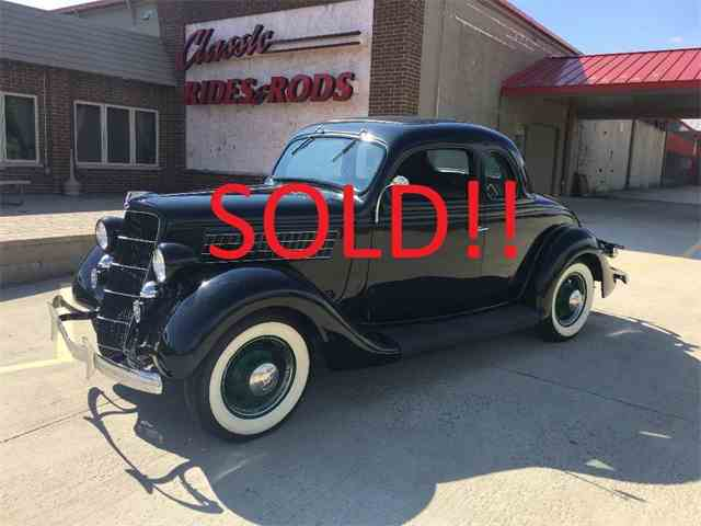 1935 FORD SOLD RUMBLE SEAT | 907377