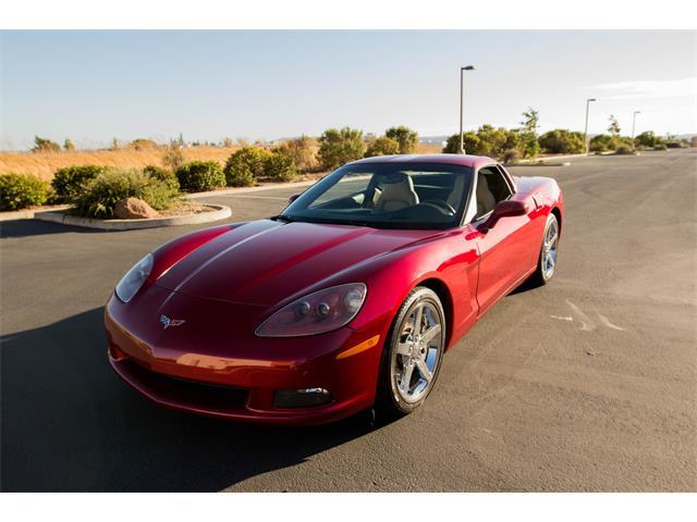 2008 Chevrolet Corvette | 907379