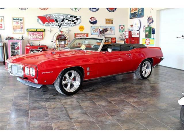 1969 Pontiac Firebird | 907381