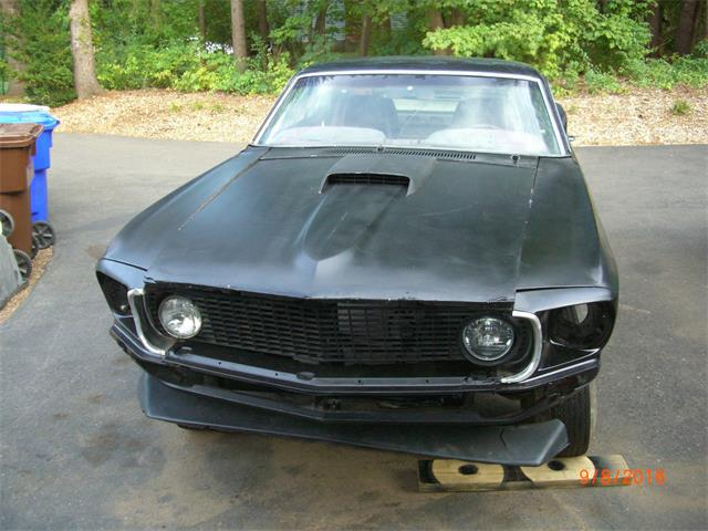 1969 Ford Mustang | 907382