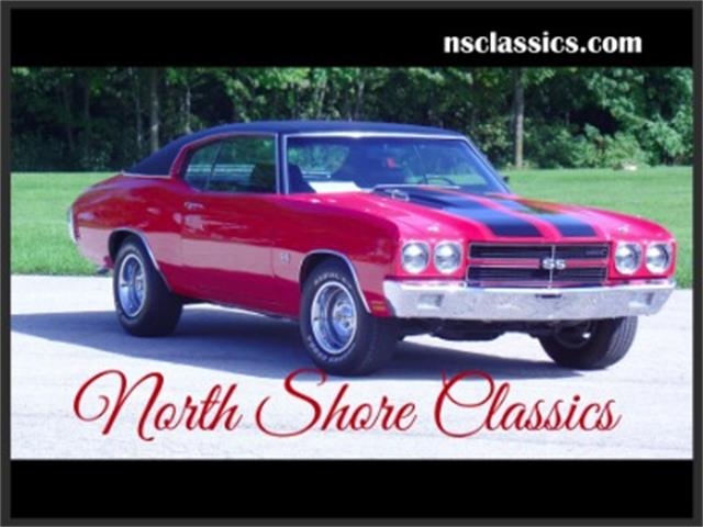 1970 Chevrolet Chevelle | 907384