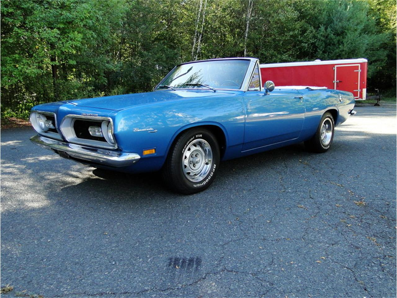 1969 plymouth barracuda for sale cc 907405. Black Bedroom Furniture Sets. Home Design Ideas