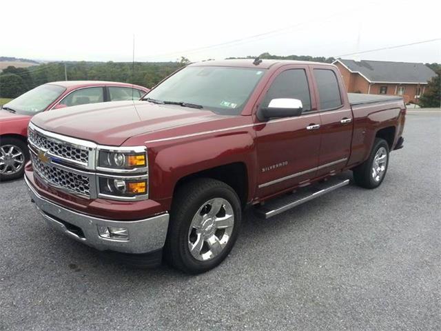 2014 Chevrolet Silverado | 907406