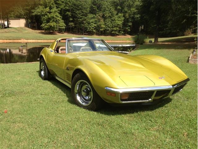 1972 Chevrolet Corvette | 907415