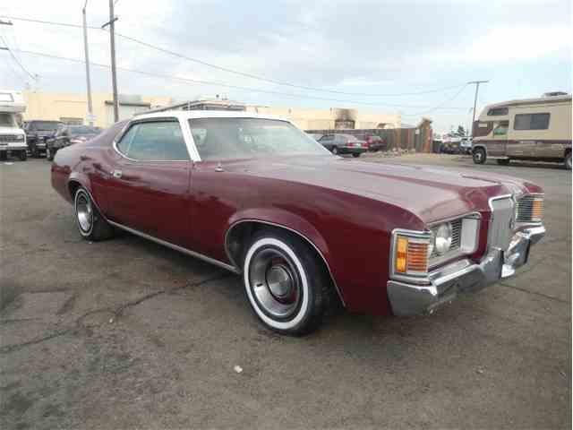 1972 Mercury Cougar XR7   900742