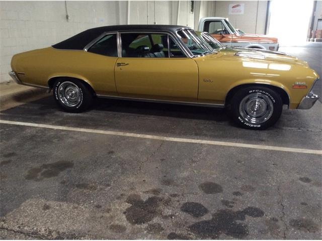 1972 Chevrolet Nova | 907421