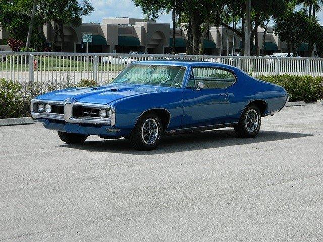 1968 Pontiac LeMans | 907424