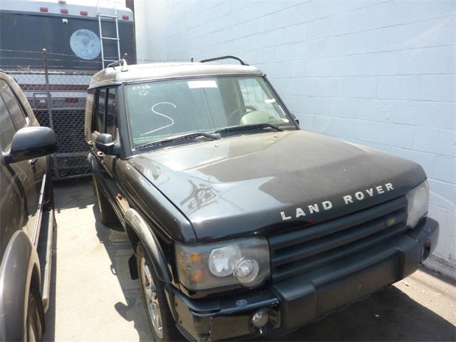 2003 Land Rover Discovery | 900745