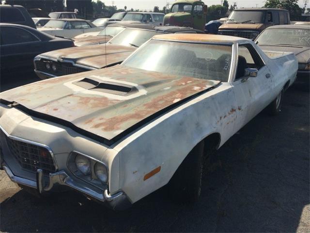 1972 Ford Ranchero | 900747