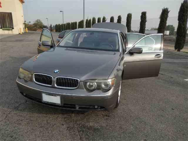 2003 BMW 745li | 900748