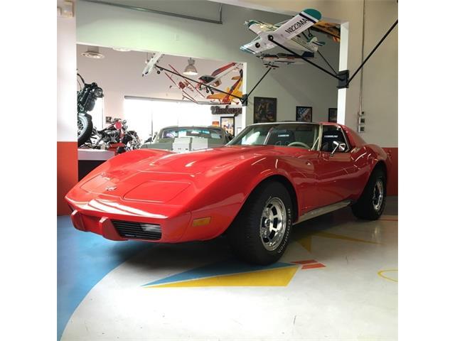 1975 Chevrolet Corvette | 907536