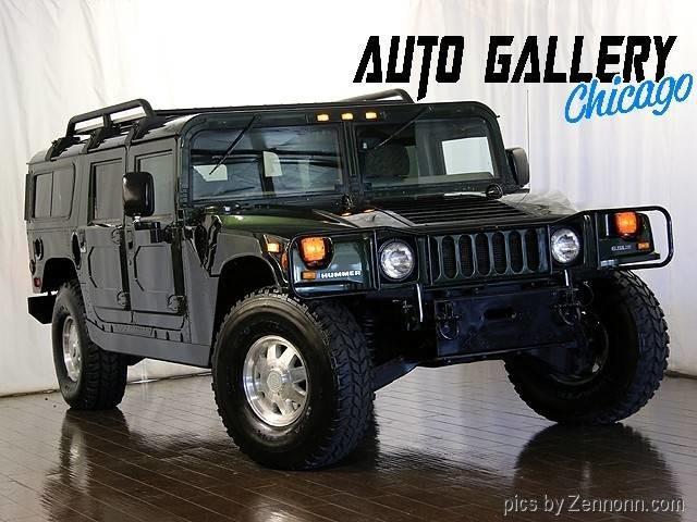 2000 Hummer H1 | 907541