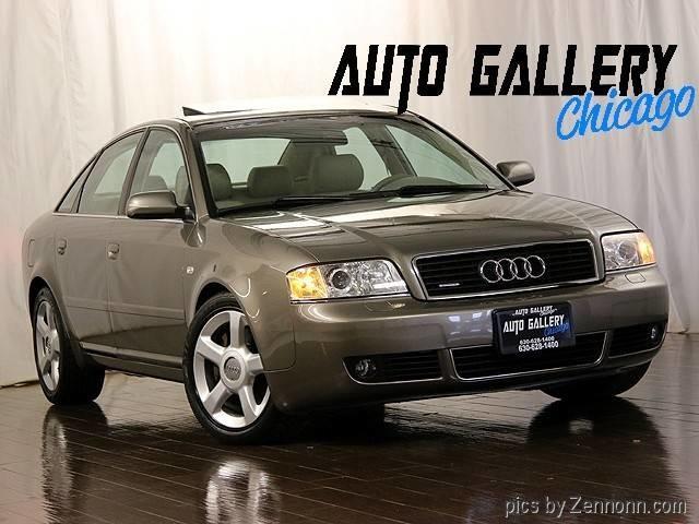 2003 Audi A6 | 907543