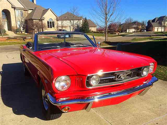 1966 Ford Mustang | 907556