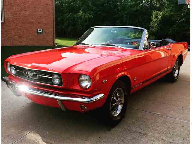 Classifieds for 1964 to 1966 ford mustang 479 available - Ford mustang vintage ...