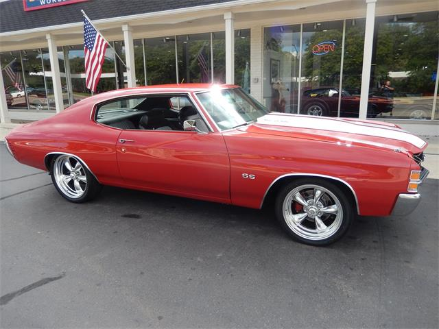 1971 Chevrolet Chevelle SS | 907563