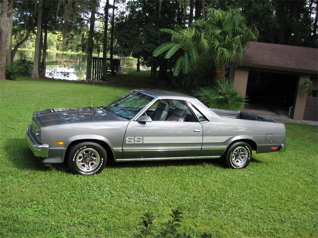 1987 Chevrolet El Camino SS | 907566