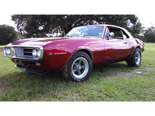 1967 Pontiac Firebird | 907570