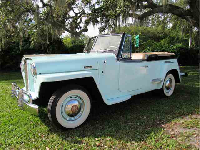 1948 Willys-Overland Jeepster | 907573