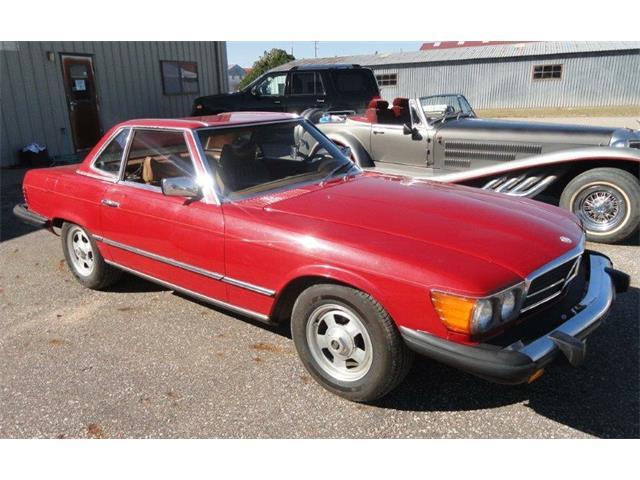 1977 Mercedes-Benz 450SL | 907588
