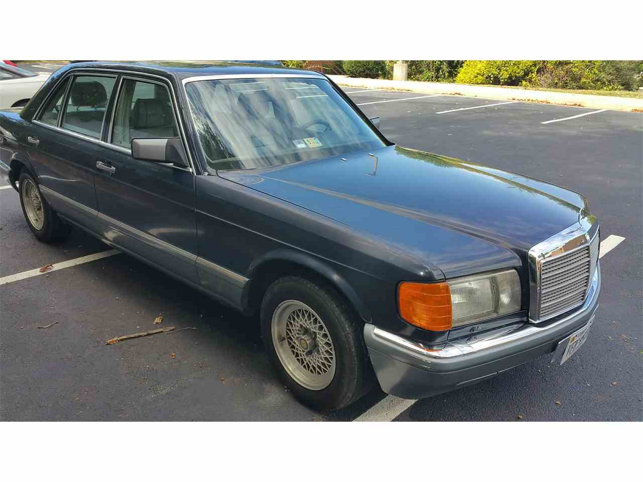 1986 Mercedes-Benz 300SEL for Sale - CC-907595