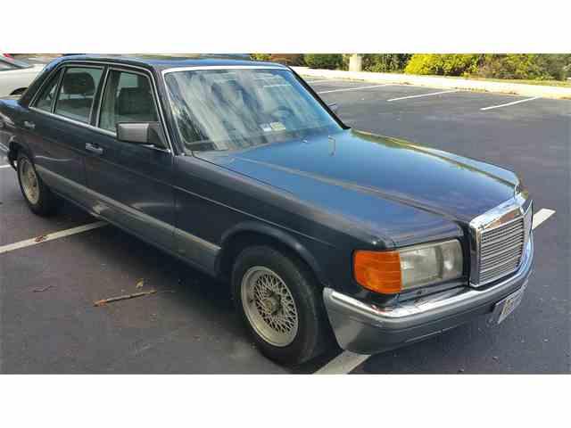 1986 Mercedes-Benz 300SEL | 907595