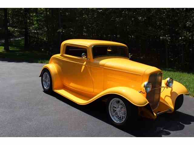 1932 Ford 3-Window Coupe | 907600