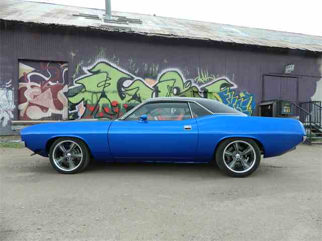 Picture of Classic 1970 Cuda - $45,500.00 Offered by Colorado Speed Company - JGB5