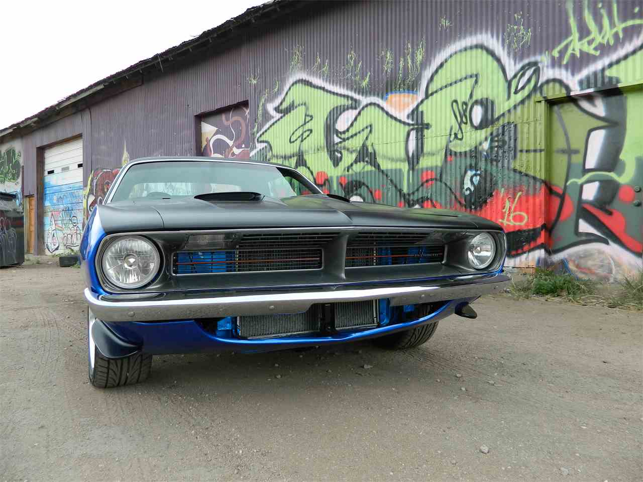 Large Picture of '70 Cuda - JGB5