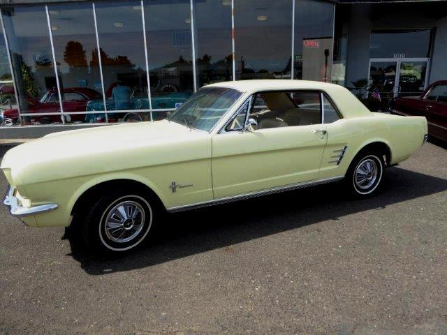 1966 Ford Mustang | 907614