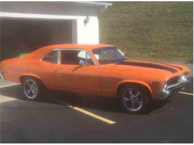 1969 Chevrolet Nova | 907626