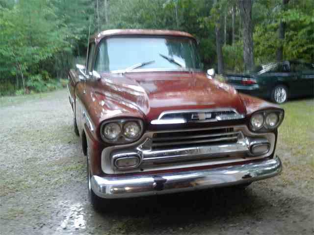 1959 Chevrolet Apache | 907637