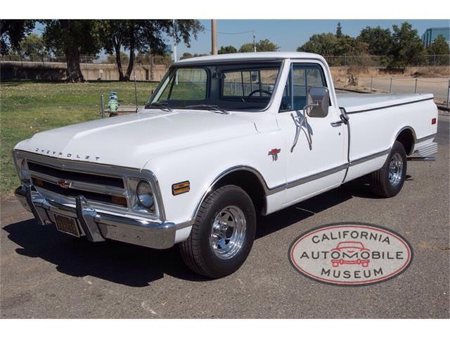 1968 Chevrolet C/K 10 | 907641