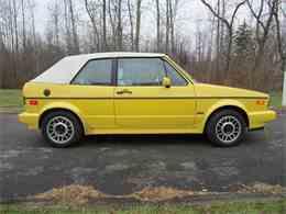 1991 Volkswagen Cabriolet for Sale - CC-907648