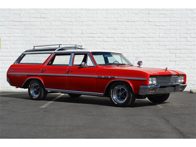 1965 Buick Sport Wagon | 907649