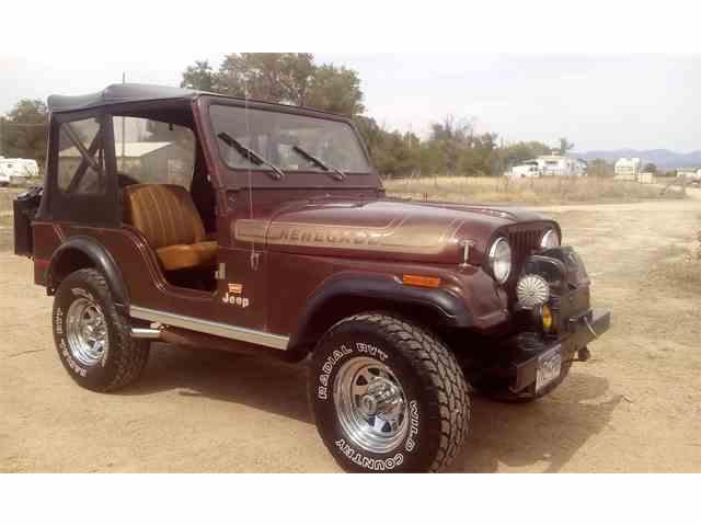 1976 Jeep CJ5 | 907650