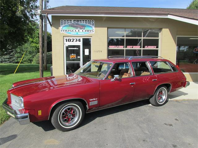 1975 Oldsmobile Vista Cruiser | 907651