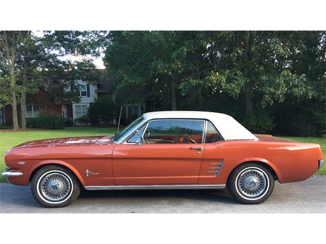 1966 Ford Mustang | 907658
