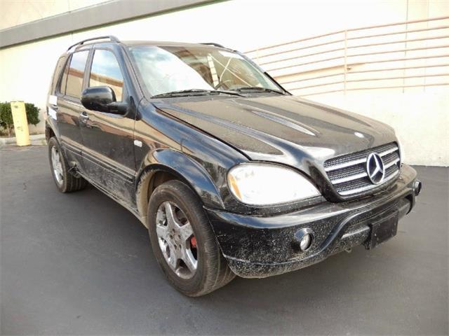 2001 Mercedes-Benz AMG | 900766