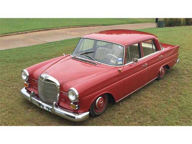 1965 Mercedes-Benz 190C | 907660