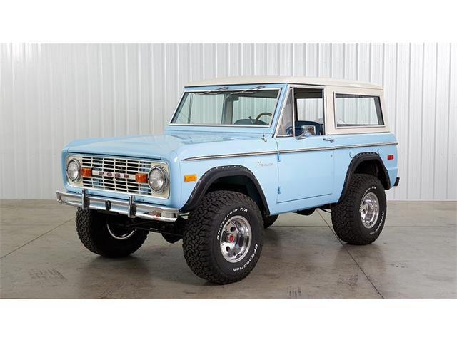 1973 Ford Bronco | 907666